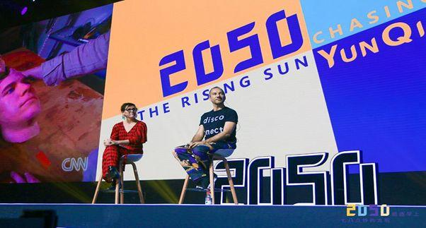 2050 is coming